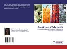 Capa do livro de Smoothness of Polynomials