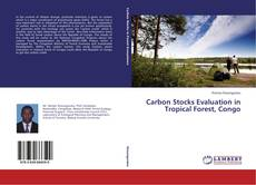 Bookcover of Carbon Stocks Evaluation in Tropical Forest, Congo