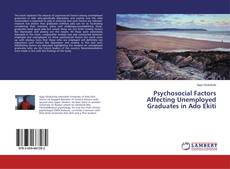 Psychosocial Factors Affecting Unemployed Graduates in Ado Ekiti的封面