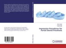Capa do livro de Impression Procedures for Partial Dental Prosthesis