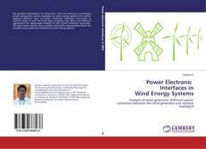 Portada del libro de Power Electronic Interfaces in Wind Energy Systems