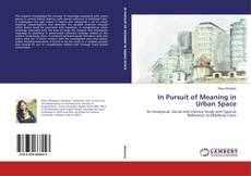 Buchcover von In Pursuit of Meaning in Urban Space