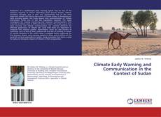 Bookcover of Climate Early Warning and Communication in the Context of Sudan