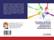 Обложка Решение проблем молодежи путем социального партнерства в Башкортостане