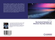 Bookcover of Numerical Solution of Electron Number Density