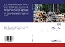 Bookcover of Adsorption