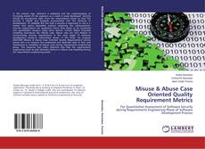 Bookcover of Misuse & Abuse Case Oriented Quality Requirement Metrics