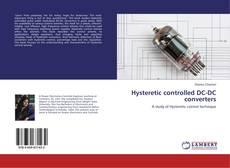 Couverture de Hysteretic controlled DC-DC converters