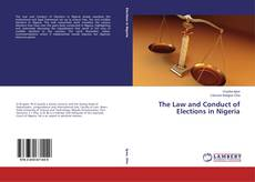 Capa do livro de The Law and Conduct of Elections in Nigeria