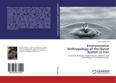 Borítókép a  Environmental Anthropology of the Qanat System in Iran - hoz