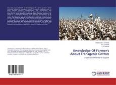 Bookcover of Knowledge Of Farmer's About Transgenic Cotton