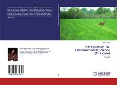 Borítókép a  Introduction To Environmental science (The core) - hoz