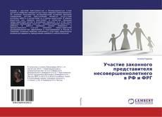 Bookcover of Участие законного представителя несовершеннолетнего в РФ и ФРГ