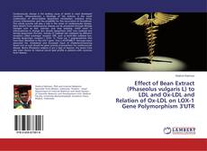 Bookcover of Effect of Bean Extract (Phaseolus vulgaris L) to LDL and Ox-LDL and Relation of Ox-LDL on LOX-1 Gene Polymorphism 3'UTR