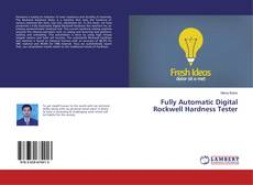 Portada del libro de Fully Automatic Digital Rockwell Hardness Tester