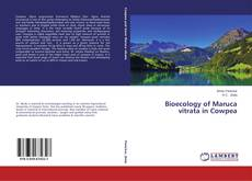 Bookcover of Bioecology of Maruca vitrata in Cowpea