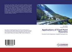 Bookcover of Applications of Fixed Point Theorems