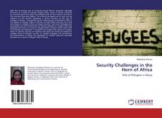 Bookcover of Security Challenges in the Horn of Africa