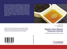 Capa do livro de Nigella sativa Boosts Testicular Activity