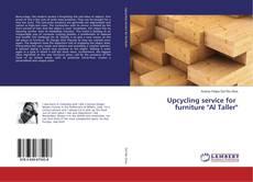 "Portada del libro de Upcycling service for furniture ""Al Taller"""