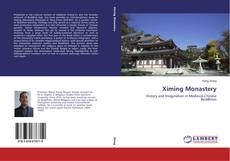 Bookcover of Ximing Monastery