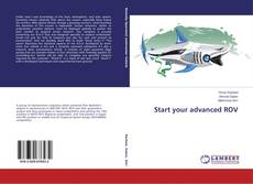 Bookcover of Start your advanced ROV