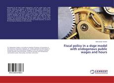 Bookcover of Fiscal policy in a dsge model with endogenous public wages and hours