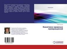 Bookcover of Кинетика ядерных превращений