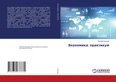 Bookcover of Экономика: практикум
