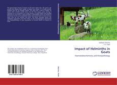 Capa do livro de Impact of Helminths in Goats