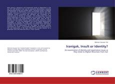 Bookcover of Iranigak, Insult or Identity?