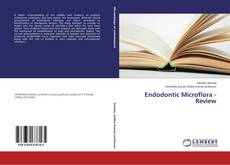 Bookcover of Endodontic Microflora -Review