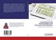 Corporate Social Responsibility and Consumer Identification kitap kapağı