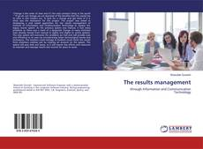 Bookcover of The results management