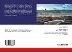 Couverture de Oil Pollution