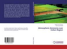 Buchcover von Atmospheric Ammonia over Indian Region