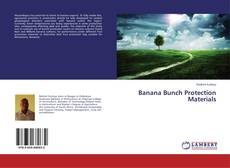 Buchcover von Banana Bunch Protection Materials