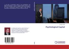 Bookcover of Psychological Capital