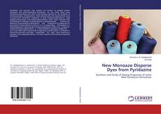 Bookcover of New Monoazo Disperse Dyes from Pyridazine