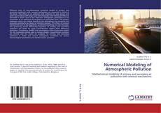 Copertina di Numerical Modeling of Atmospheric Pollution
