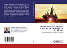 Couverture de Source Rock Evaluation of Lower Tertiary Formations in NE Iraq