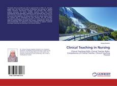 Bookcover of Clinical Teaching in Nursing