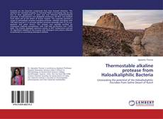 Thermostable alkaline protease from Haloalkaliphilic Bacteria kitap kapağı
