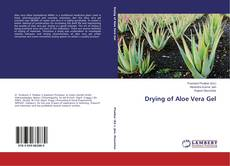 Bookcover of Drying of Aloe Vera Gel