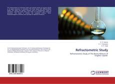 Portada del libro de Refractometric Study
