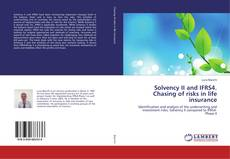 Bookcover of Solvency II and IFRS4. Chasing of risks in life insurance