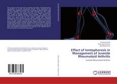 Обложка Effect of Iontophoresis in Management of Juvenile Rheumatoid Arthritis