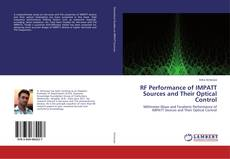 Buchcover von RF Performance of IMPATT Sources and Their Optical Control