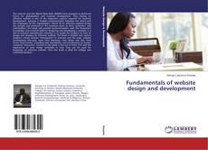 Bookcover of Fundamentals of website design and development