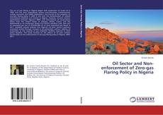 Bookcover of Oil Sector and Non-enforcement of Zero-gas Flaring Policy in Nigeria